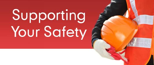 supporting safety