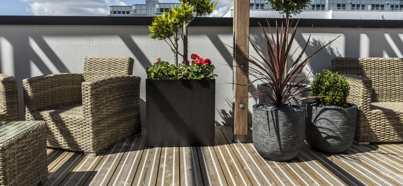 CitiDeck Decking george house case study