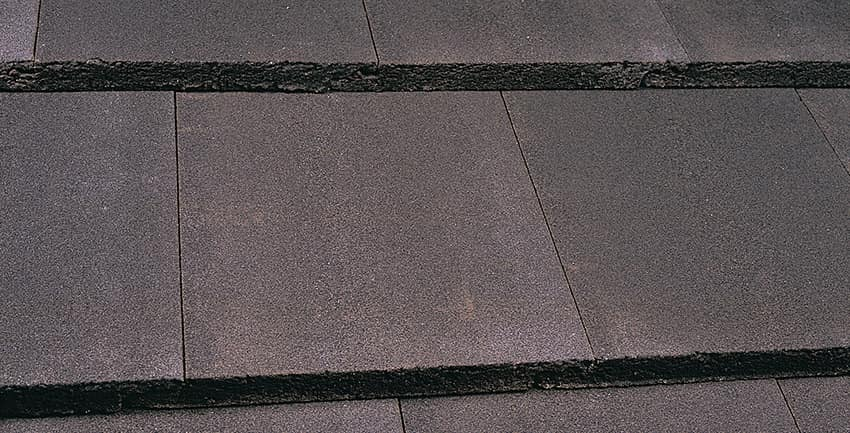 Modern Interlocking Concrete Roof Tiles Marley