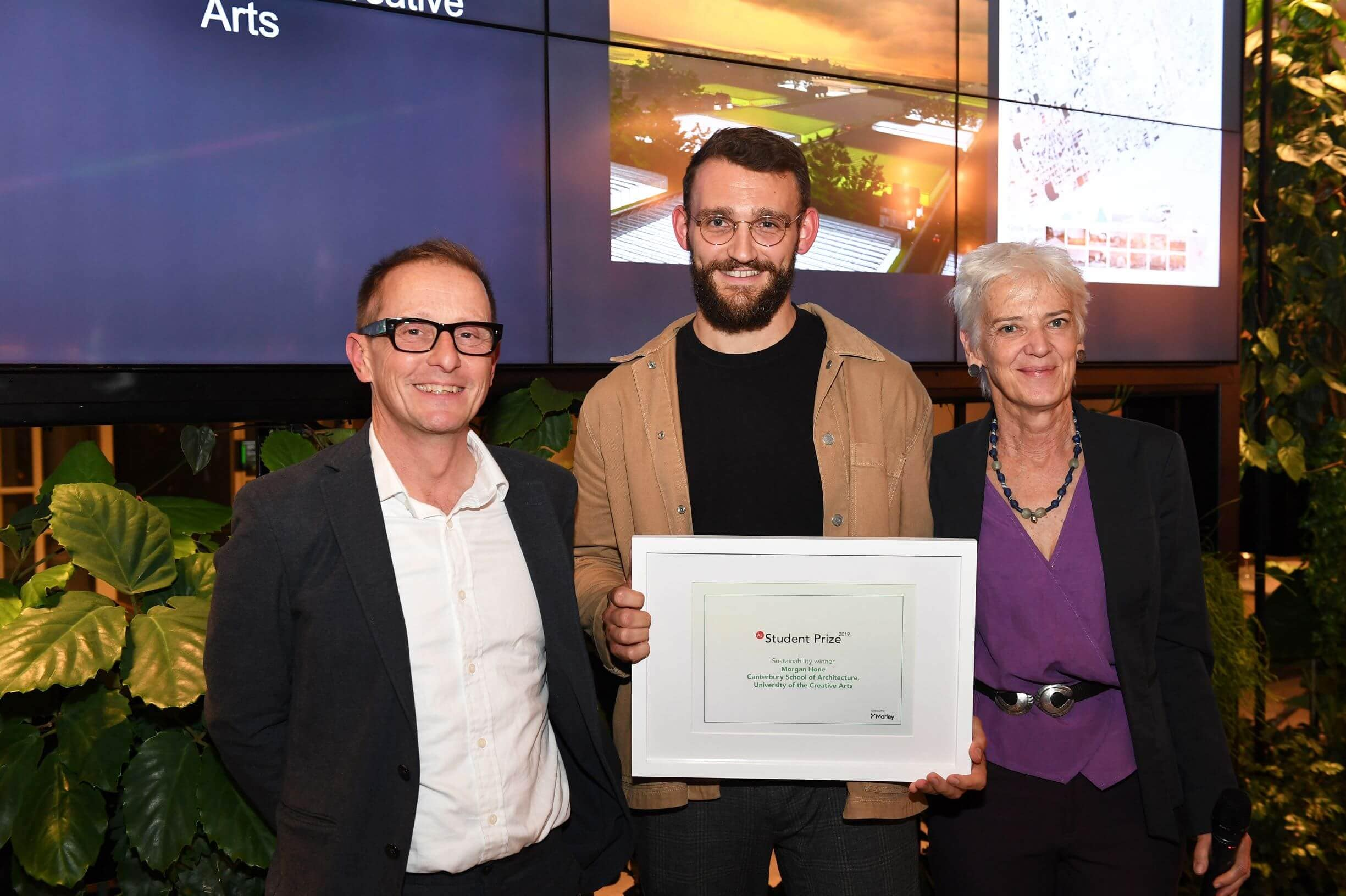 AJ Student Prize Sustainability Award Winner 2019